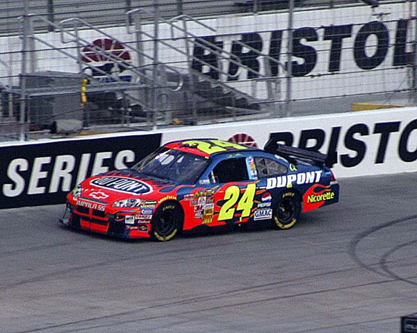 jeff gordon car photos. Gordon#39;s Car of Tomorrow